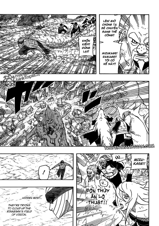 Naruto - Chapter 563 - Pic 11