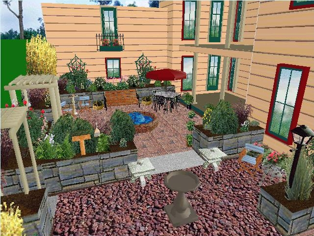 Victorian Antiquities and Design Landscape Design The