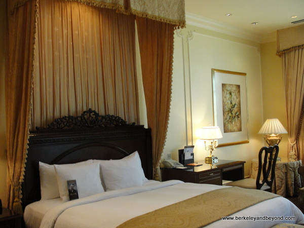 guest suite at B&B Ristorante in The Venentian in Las Vegas