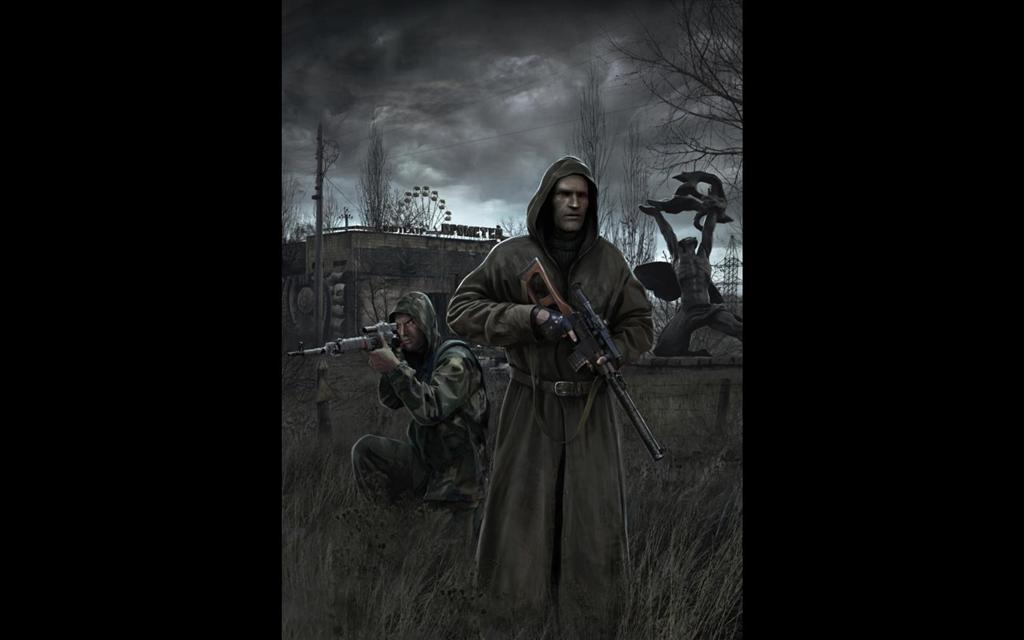 STALKER HD & Widescreen Wallpaper 0.777364843045772