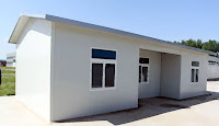 Ke mabati rolling mills rolls out prefab houses Ready made homes prices