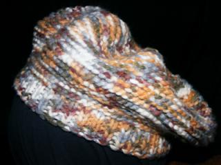 bereta handmade tricotata manual degrade