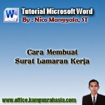 tutorial microsoft word