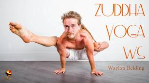 6月9日(土) Zuddha Yoga WS/ウェイロン先生