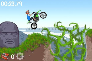 Motorcycle Mayhem - Android motorcycles game app