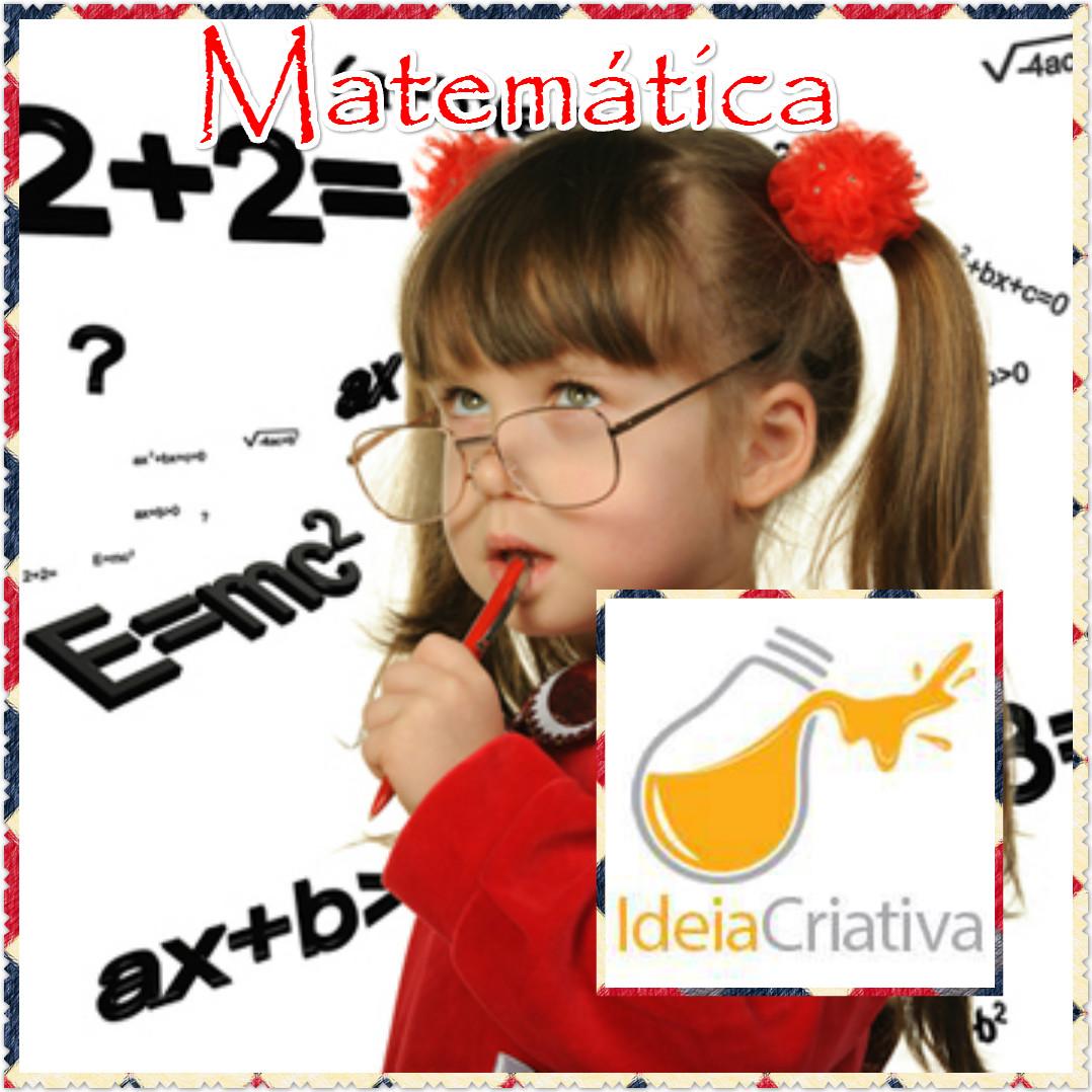 Atividades Matemática Eixo Educação Infantil
