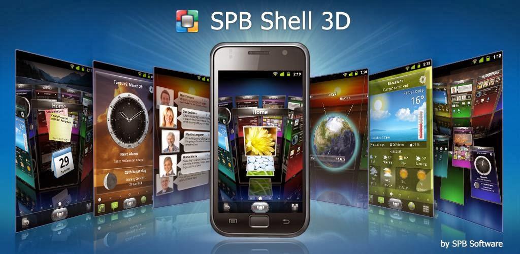 SPB Shell 3D v1.6 Full İndir