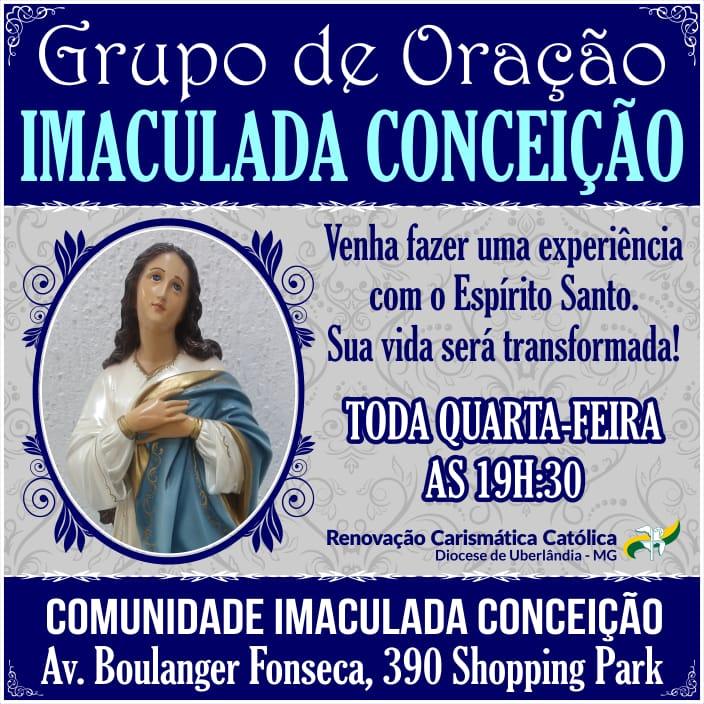 Grupo de Oração Imaculada Conceição