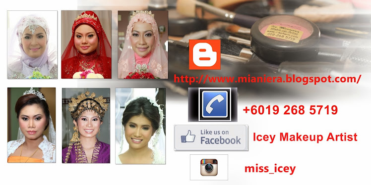 Icey Makeup Artist & Bridal House