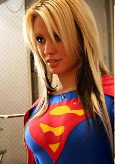 Too Pretty Super Girl