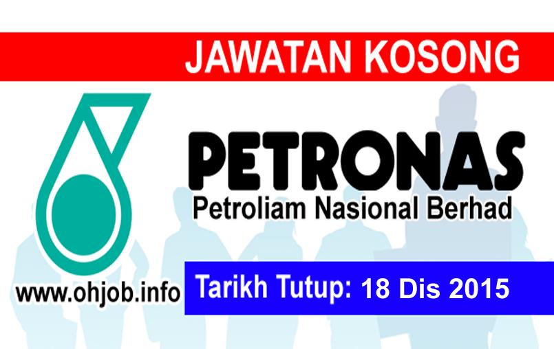 Jawatan Kerja Kosong Petronas ICT Sdn Bhd logo www.ohjob.info disember 2015