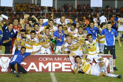 Grupos Copa MX Clausura 2013