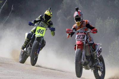 Ini Cara Rossi Balas Dendam ke Marquez dan Lorenzo