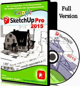 SketchUp Pro 2015 Find4something.blogspot.com