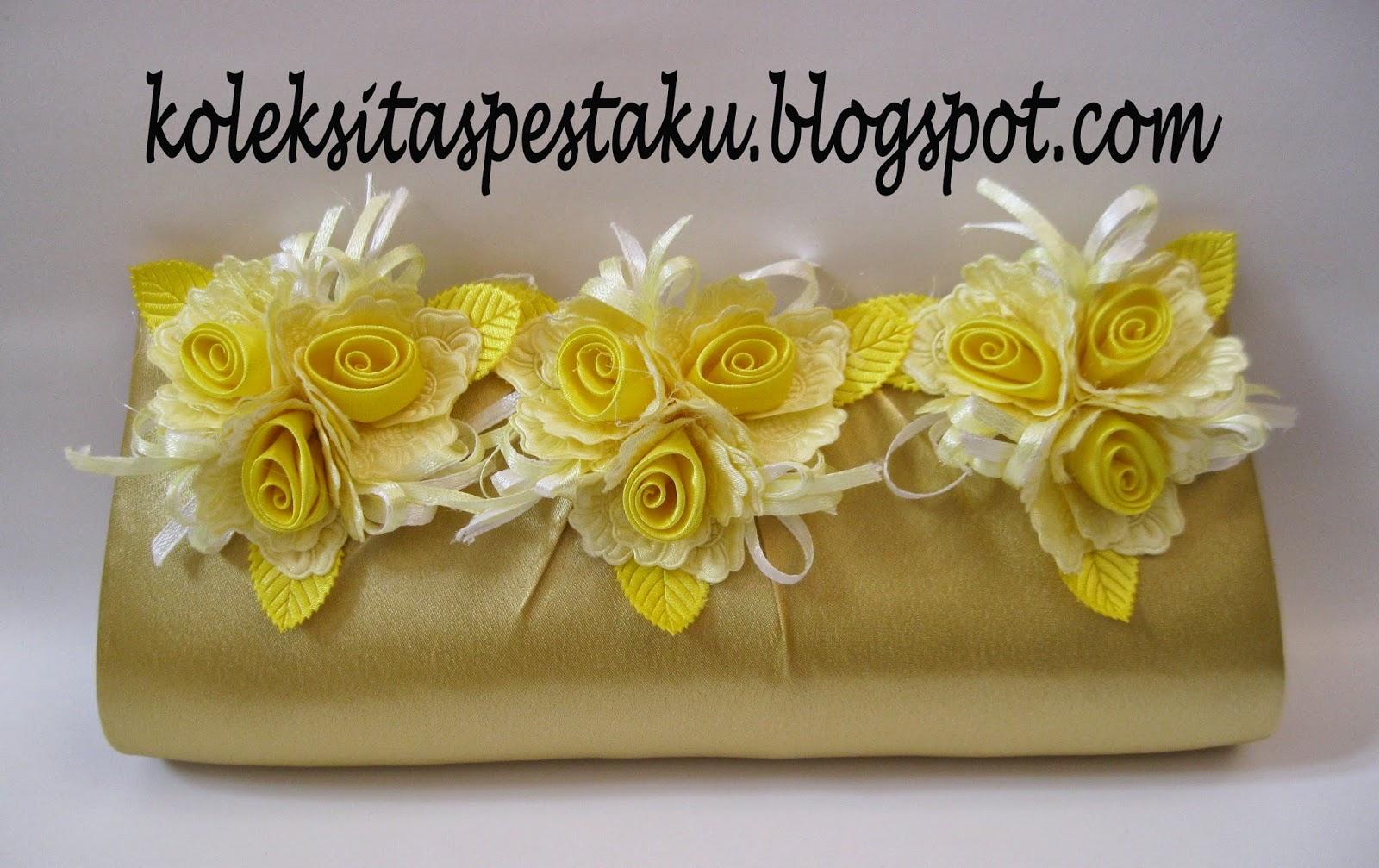 Tas Pesta Bunga Mewah Siap Buat Acara Pernikahan