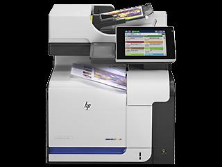 HP LaserJet Enterprise 500 Color MFP M575dn