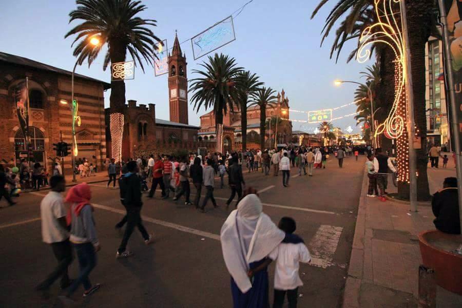 asmara imperial city eritrean herald madote