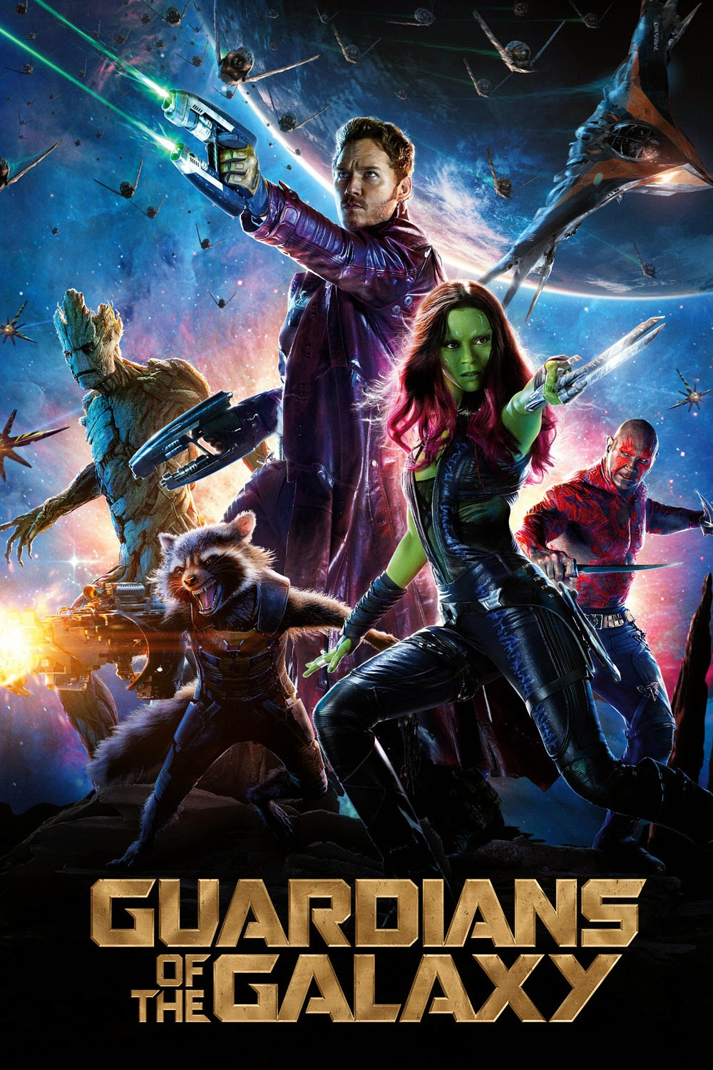 Watch Guardians of the Galaxy Full Movie Streaming Online in HD