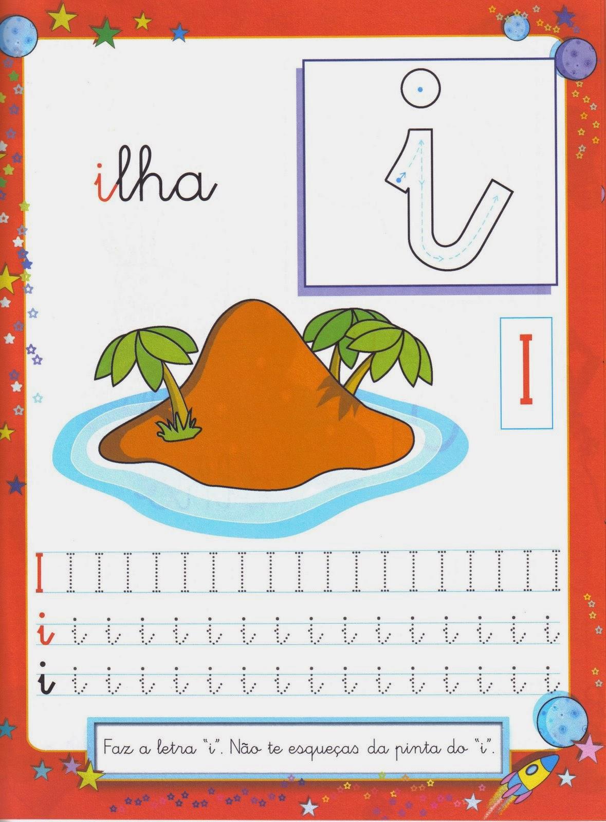 Atividades Para Aprender Escrever As Vogais