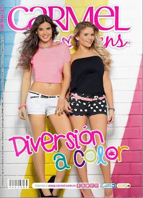 carmel moda juvenil campaña 14 2013