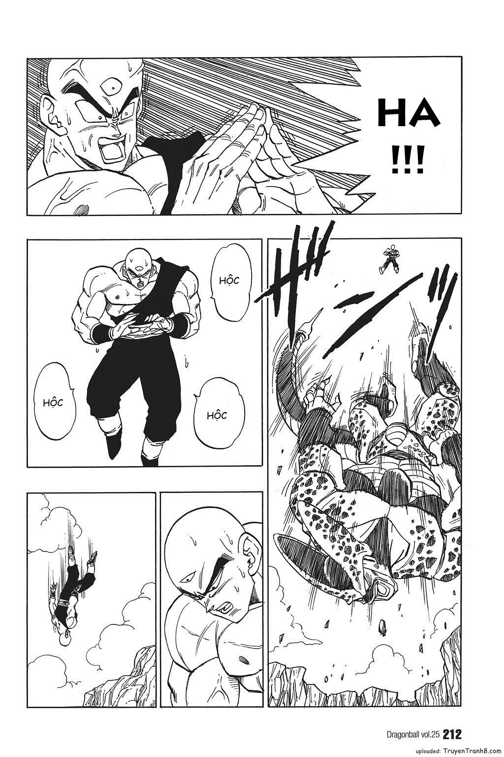 xem truyen moi - Dragon Ball Bản Vip - Bản Đẹp Nguyên Gốc Chap 374