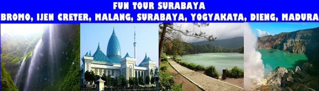 Java bali overland tour
