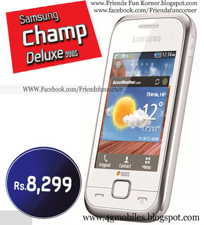... Sunday, February 26, 2012in Mobile Reviews , Samsung by Mirza Noor