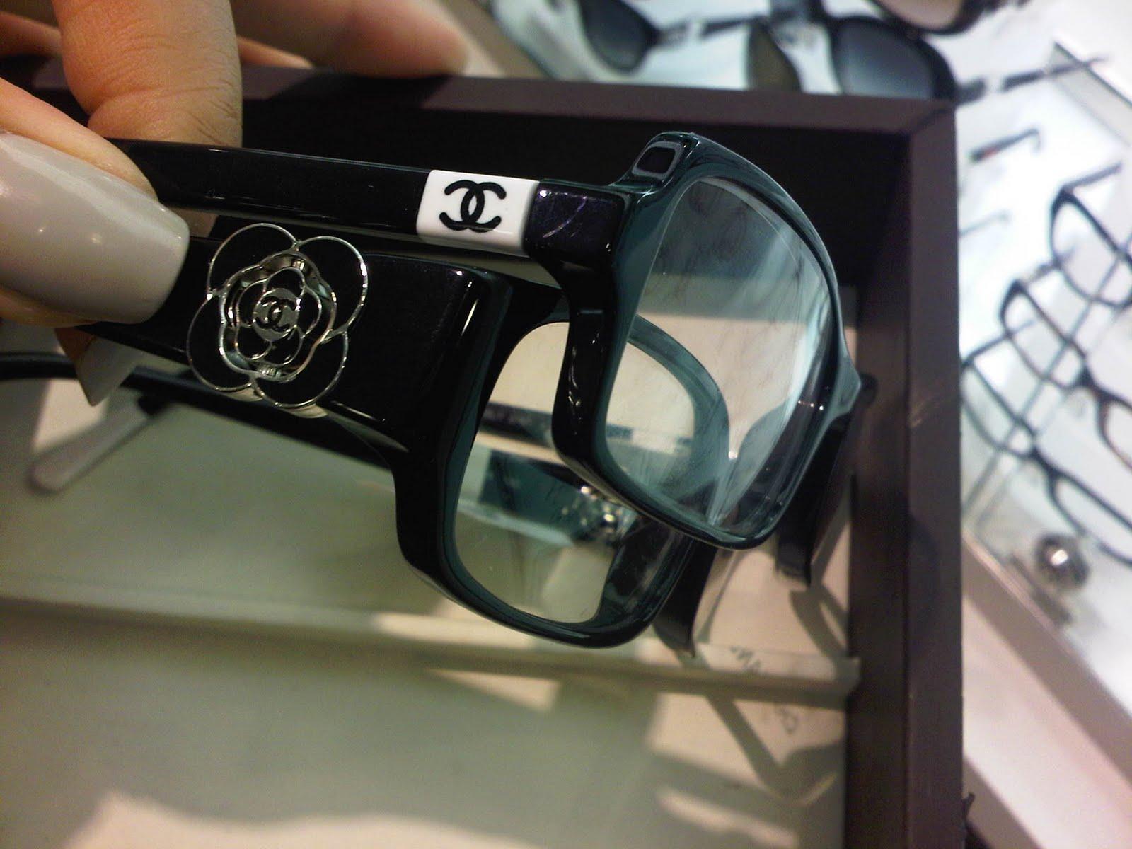 Enchanting Chanel Frames Lenscrafters Ornament - Ideas de Marcos ...