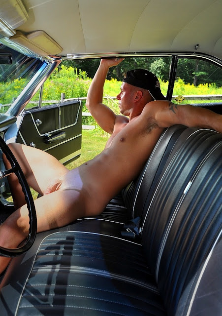 Featured S Guys Driving Naked In Public