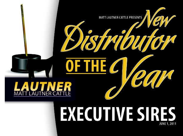 New Distributor of the Year!