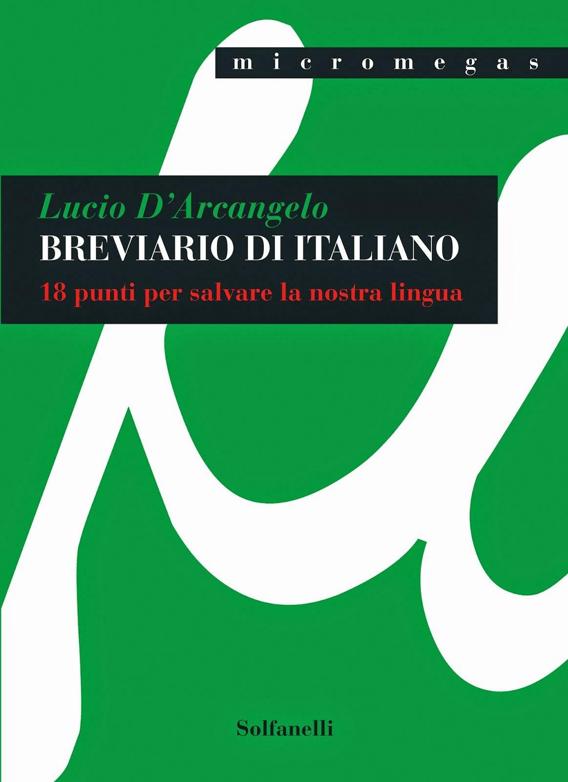 Breviario di italiano