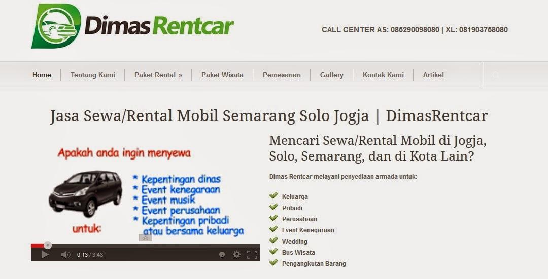 Sewa/Rental Mobil di Semarang