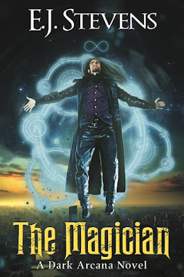 The Magician Dark Arcana fantasy by E.J. Stevens