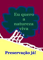 Eu quero a natureza