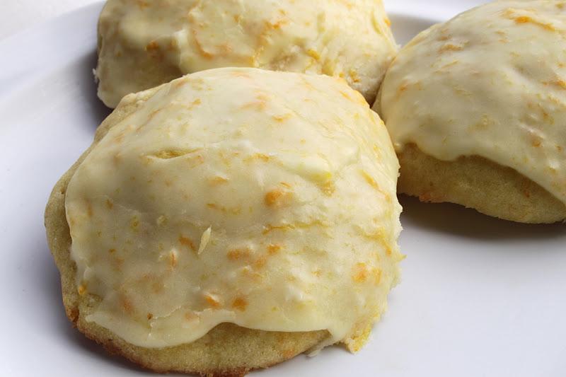 Life's Too Short to Skip Dessert: Orange Drop Cookies