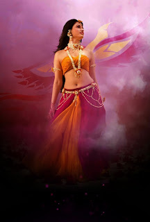 Tamanna First Look in Baahubali