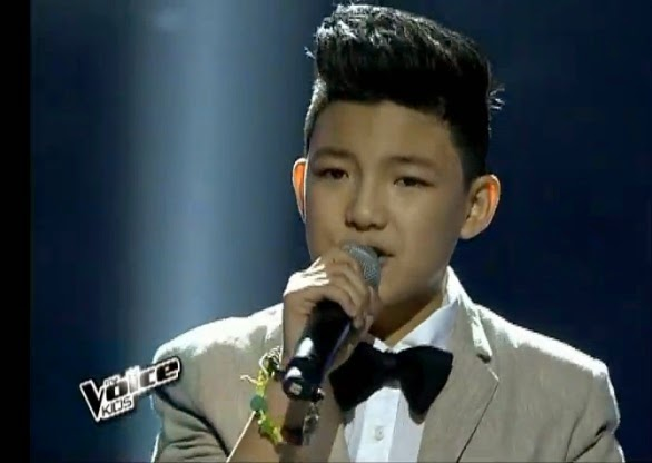 Darren Espanto sings 'Somebody to Love' on The Voice Kids' PH Upbeat Song Round