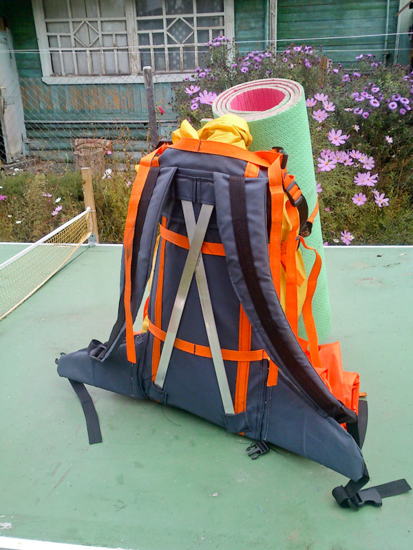Рюкзак переноска выкройка