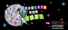 WIN 4 Tickets ($28 value) to Beat Kitchen's Concerts for Kids EVERY Week! Click image to enter