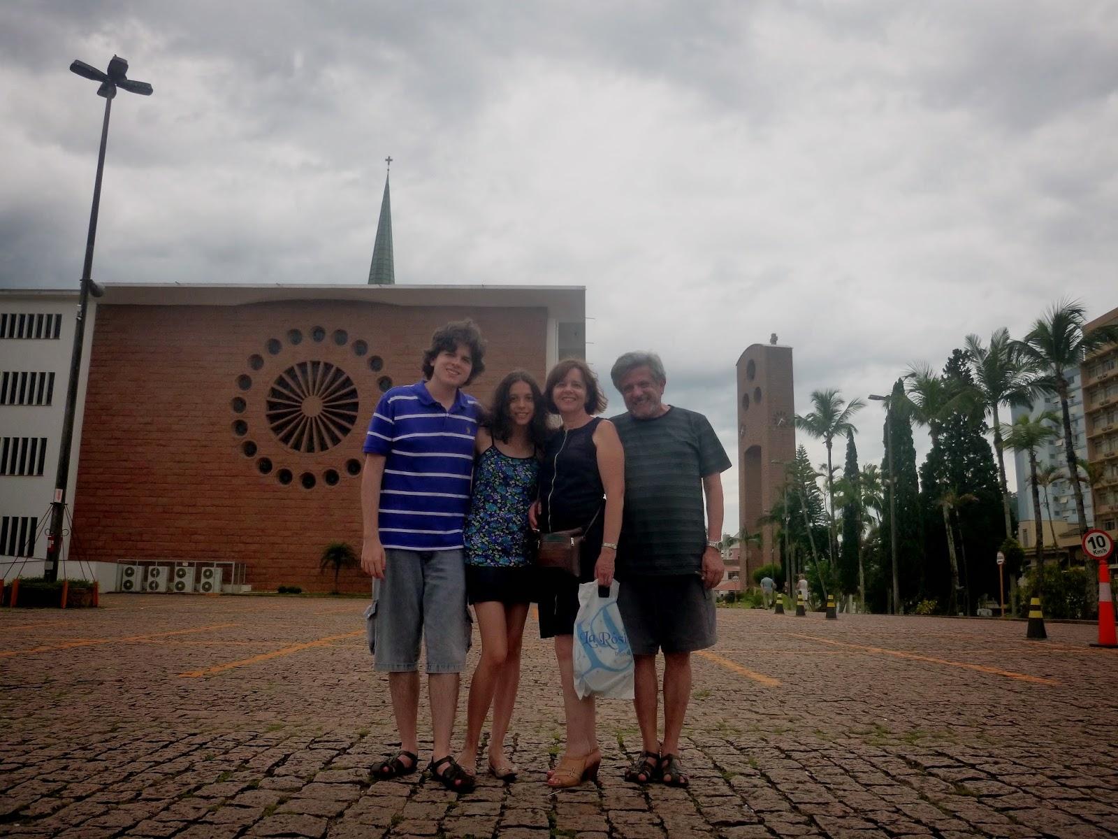 Catedral São Paulo Apóstolo - Blumenau - SC