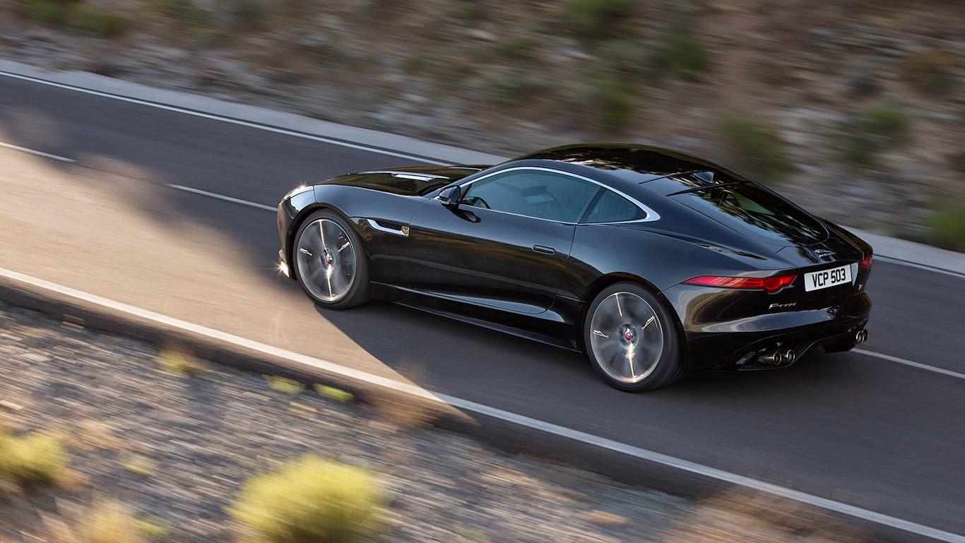 pediapie jaguar f type r coupe luxury sports car. Black Bedroom Furniture Sets. Home Design Ideas