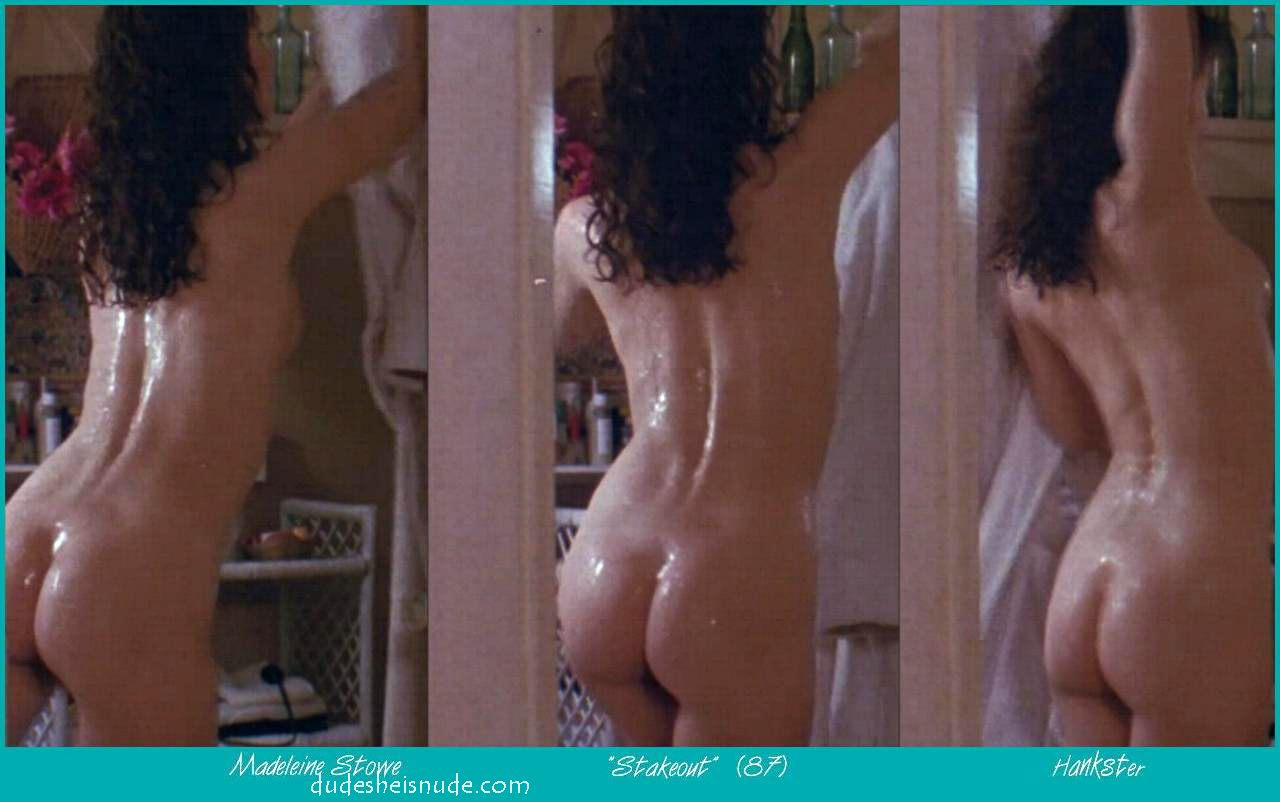 Madeline Stowe Nude Love Madeleine With That Perky Butt