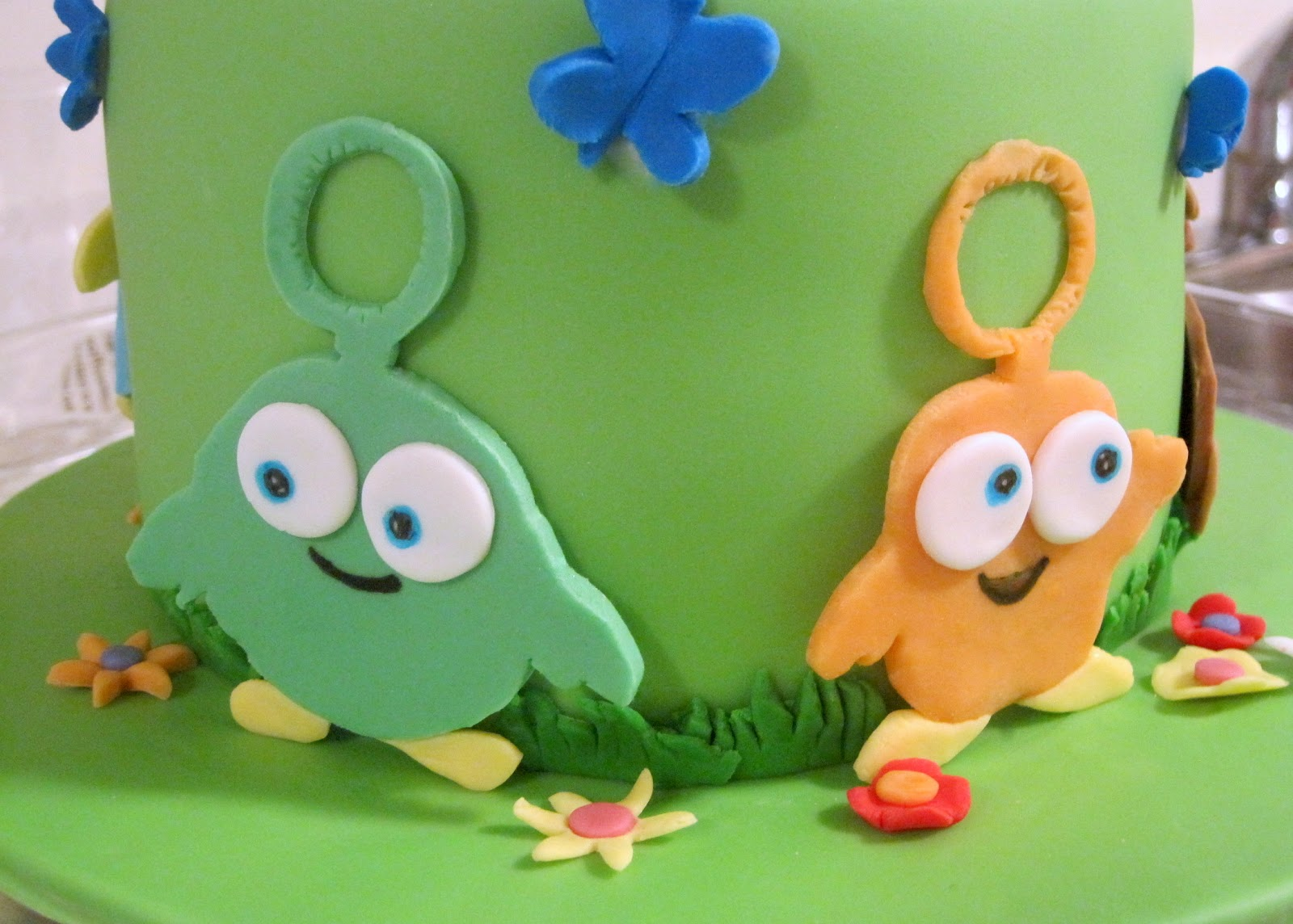 Baby First Tv Cake Toppers
