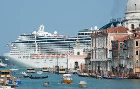 Novità per le crociere a Venezia