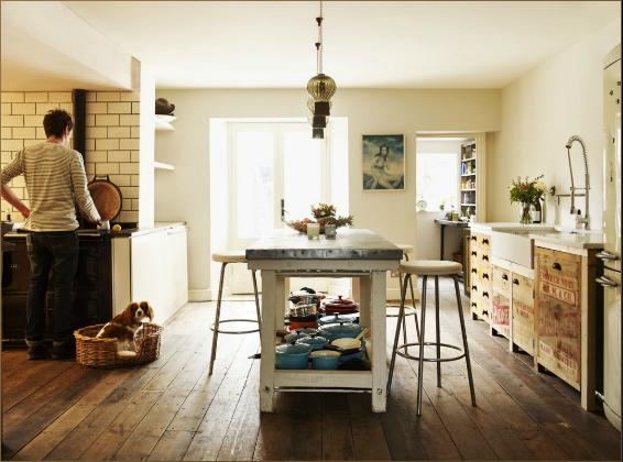 Vivere la cucina for Cucina di campagna inglese
