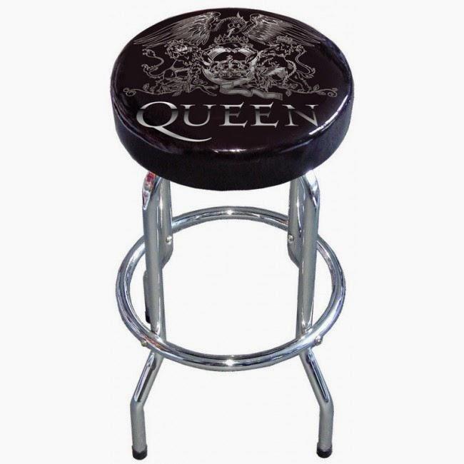 Taburete de Queen
