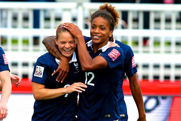 Highlights France 1 – 0 England (Women World Cup)