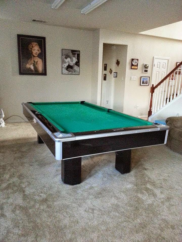 Pool Is A Journey Sold My Pool Table What Does That Mean - Brunswick century pool table