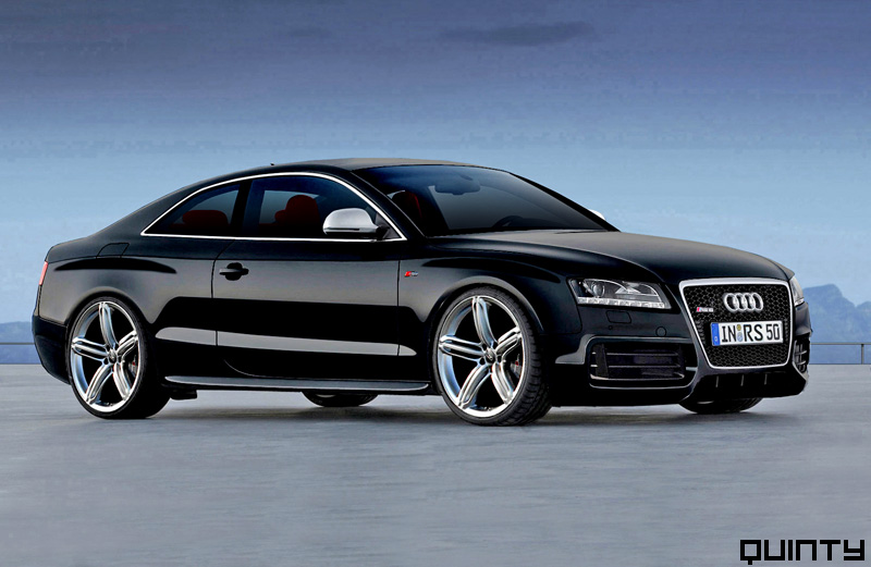 German luxury car maker Audi launches Audi RS 5 sports coupe in ...