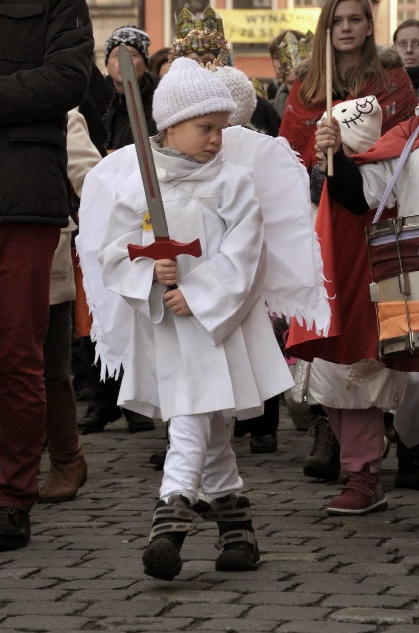 Anioł Zagłady wypatruje wrogów we Wrocławiu
